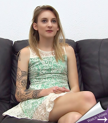 Alyssa from Backroom Casting Couch