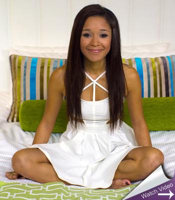 Gorgeous Asian Girl Gets Epic Facial