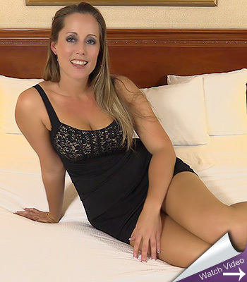 Relaxed pretty milf on mom pov